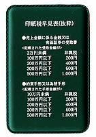 携帯可能な印鑑捺印マット
