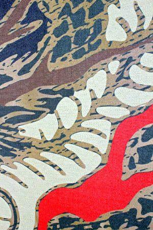 【和風のれん】金ラメ入りの飛龍:金色のラメ糸を織り込んだ、浮世絵のれん【幅85cm×長さ150cm】[和風暖簾/和柄暖簾/外国人土産/ロングのれん]【あす楽対応_関東】【あす楽対応_近畿】【あす楽対応_東海】【あす楽対応_四国】